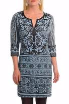 Gretchen Scott Georgette Embroidered Dress