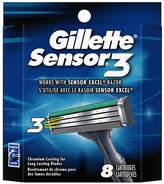Gillette Sensor 3 Shaving Cartridges