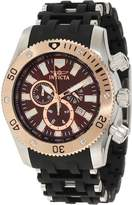 Invicta Men's 10247 Sea Spider Chronograph Dial Watch