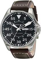 Hamilton Men's H64715535 Khaki Pilot Dial Watch