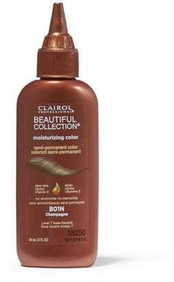 Clairol Beautiful Collection Semi Permanent Moisturizing Hair Color