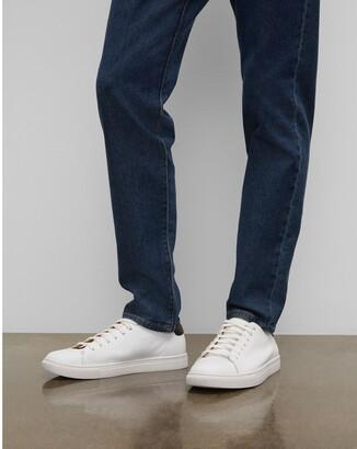 Club Monaco Leather Sneakers
