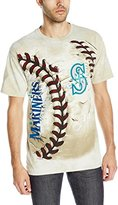 Liquid Blue Men's Mariners Hardball T-Shirt