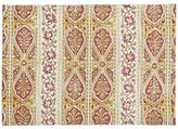 Pier 1 Imports Surya Red Print Placemat