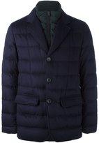 Herno doubled padded blazer