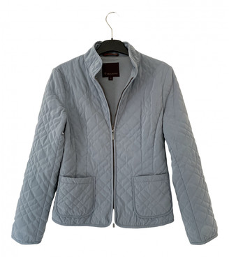 Mulberry Blue Cotton Jackets