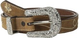 Nocona M&F Western Embroidered Flower Belt