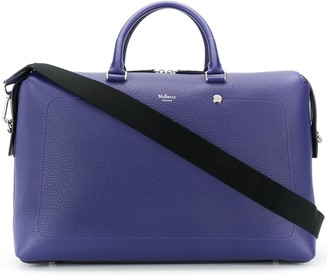 Mulberry City Weekender Heavy Grain Luggage bag