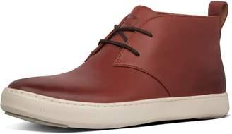 FitFlop Zackery Leather Chukka Boots