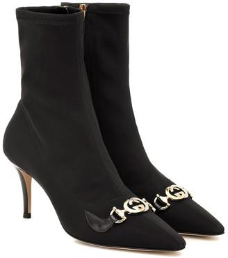 Gucci Zumi ankle boots