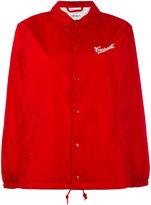 Carhartt drawstring hem logo jacket - women - Nylon/Polyester - L