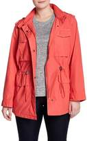 Levi's Pocketed Toggle Jacket (Plus Size)