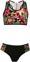 M&Co Tropical floral bikini