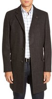 Vince Camuto Men's Plaid Hunting Jacket