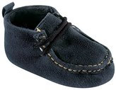 Luvable Friends Boy's Faux Suede Boot (Infant)