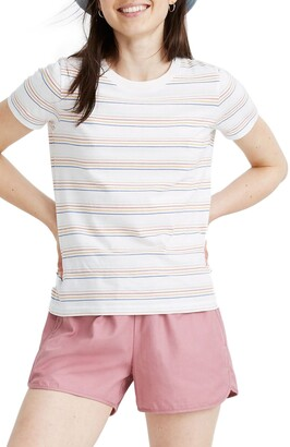 Madewell Northside Costillo Stripe Vintage T-Shirt