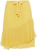 Thumbnail for your product : See by Chloe Crepon Mini Skirt