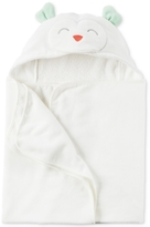 Carter's Hooded Cotton Owl Towel, Baby Boys & Girls (0-24 months)