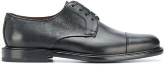 Salvatore Ferragamo Formal Leather Lace Up Shoes