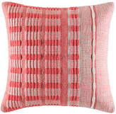 Kas Jacobson Coral Square Cushion Cover