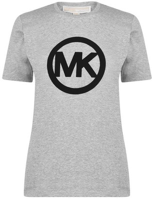 MICHAEL Michael Kors Circle Logo t Shirt