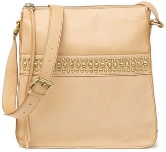 Hobo Mystic Leather Crossbody Shoulder Bag