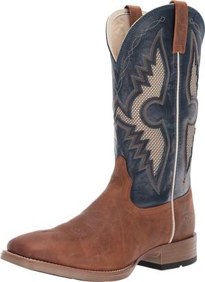 Ariat Men's Venttek Narrow Square Toe Ultra Western Boot
