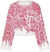 Aviu sequin embroidered jumper
