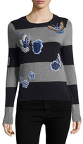 French Connection Argento Cotton Sweater