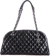 Chanel Just Mademoiselle Medium Bowling Bag