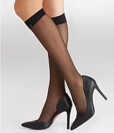 Calvin Klein Sheer Essentials Matte Knee Highs with Comfort Top