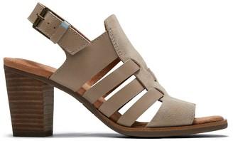 Toms Cobblestone Majorca Woven Sandal