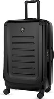 Victorinox Black Spectra 2.0 Expandable Four-Wheel Suitcase, Size: 78cm