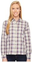 Mountain Hardwear Canyon AC Long Sleeve Shirt Women's Long Sleeve Button Up