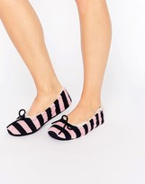 Jack Wills Pump Slippers