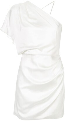 Manning Cartell Australia Miami Heat off-shoulder dress