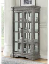 Henrik Wooden Curio Cabinet One Allium Way