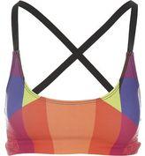 Onzie X Back Elastic Sports Bra - Women's