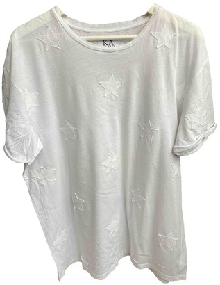 Zoe Karssen White Cotton Top for Women