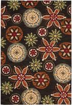 Nourison Star Fish Wool Rectangular Rugs