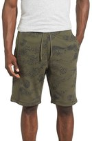Nike Men's Sb 'Everett Swarm' French Terry Knit Shorts