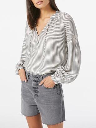 Frame Billow Long Sleeve Top