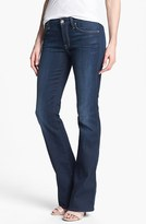 7 For All Mankind 'Kimmie' Bootcut Jeans (Vixen Sky)