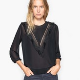 Best Mountain Blouse with Tassels