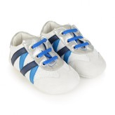 Baby Boys White Pre Walker Trainers