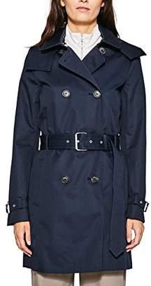 Esprit Women's 087eo1g003 Coat,(Size: 38)