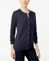 Karen Scott Cardigan, Only at Macy's
