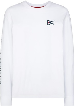 Reigning Champ X District Vision retreat long sleeve T-shirt