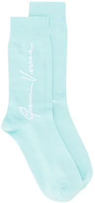 Versace GV Signature motif socks