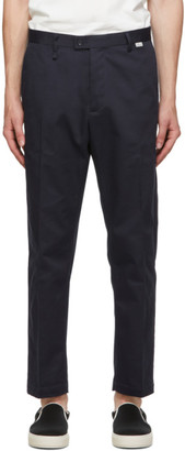 Tiger of Sweden Navy Easty Trousers